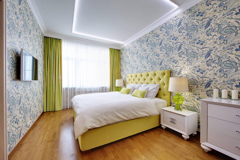 Подборка подходящих обоев под дизайн любой комнаты
